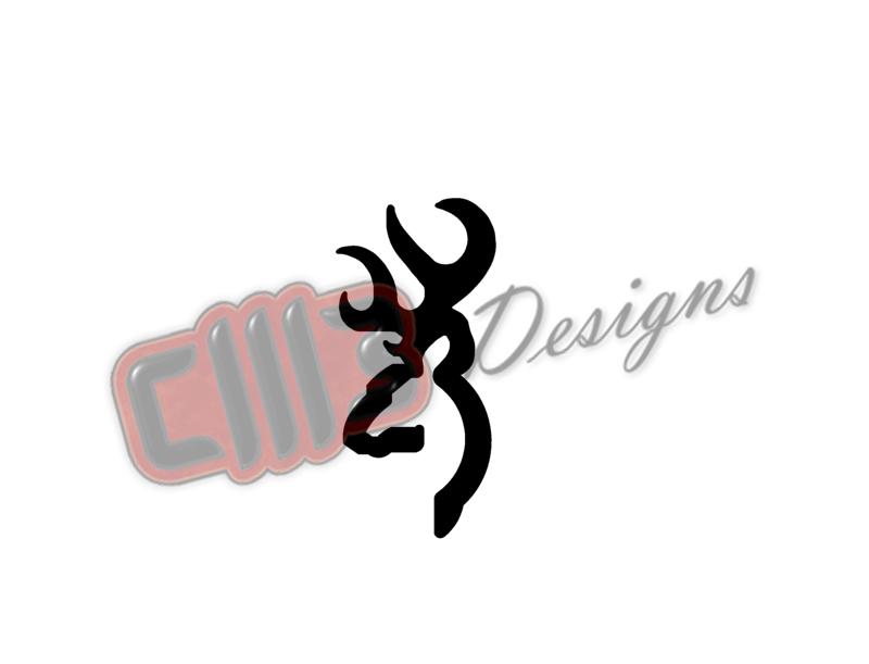 Browning Logo DXF